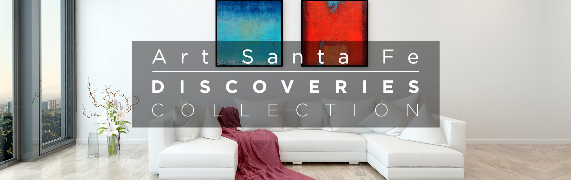 Art Santa Fe | 2019 Discoveries Collection